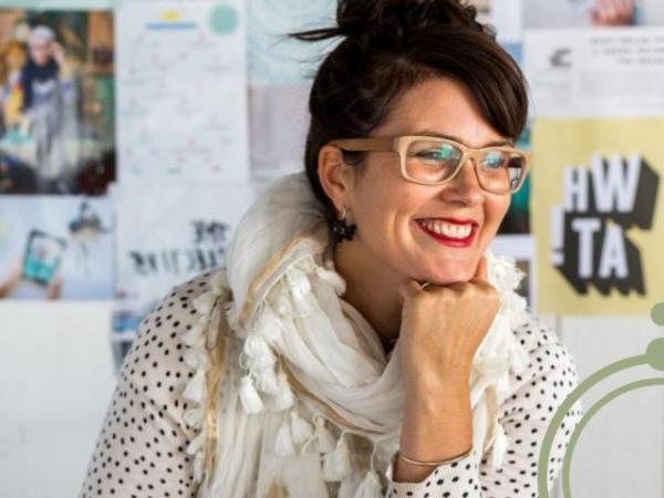 Sharkra Ambassador, Jen Murnaghan of Digital Dandy.
