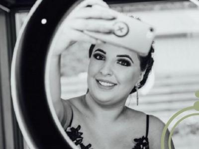 Sharkra Ambassador, Yasmin Mohamad of Makeup by Yaz.